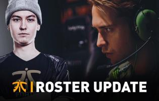 Twist rejoins Fnatic's CS:GO team