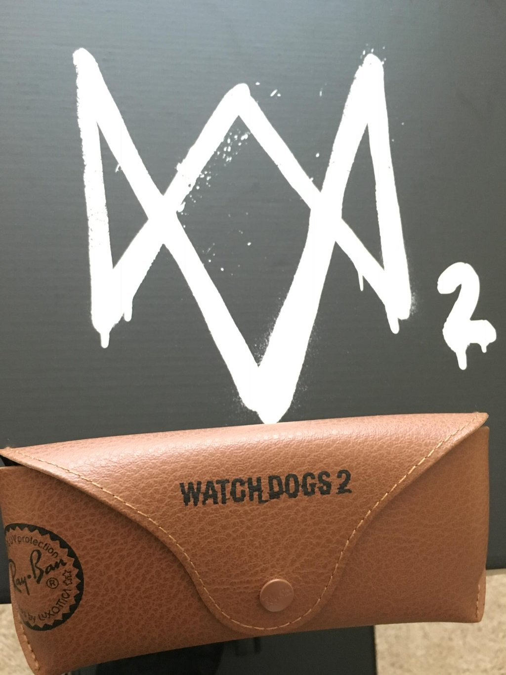 YouTube profile gets Watch Dogs 2 branded gift from Ubisoft