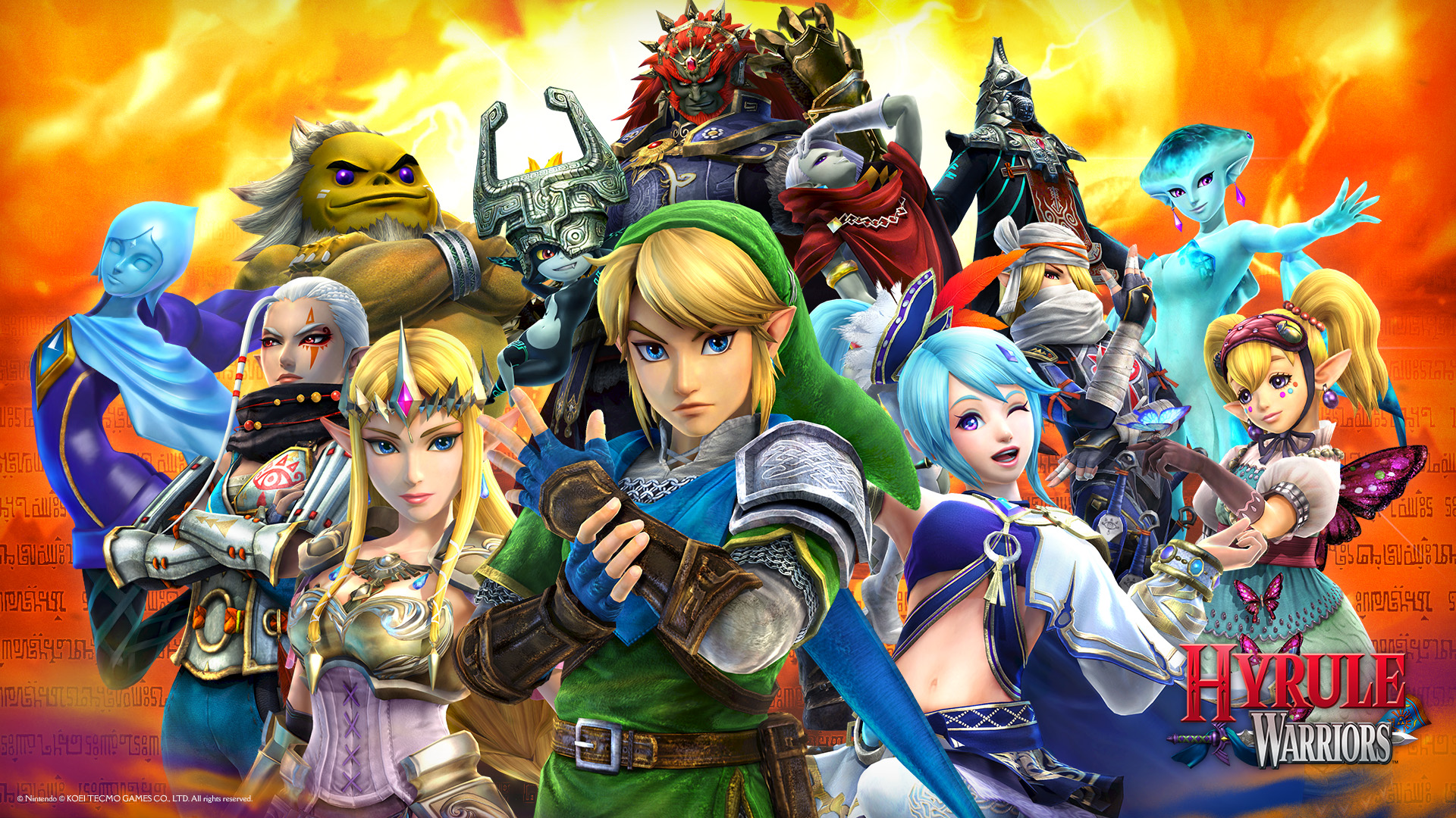 Only New 3ds Can Handle 3d In Hyrule Warriors Legends