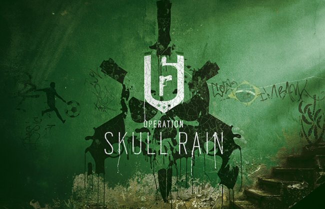 New Rainbow Six: Siege Skull Rain DLC trailer - Gamereactor UK
