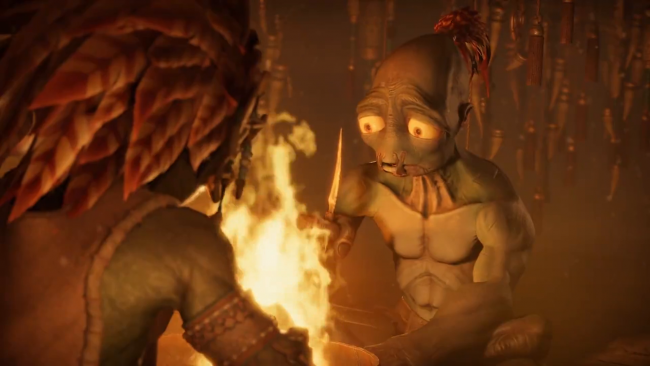 Oddworld: Soulstorm is coming to PlayStation consoles on April 6