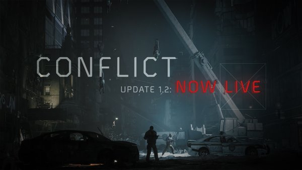 The Division's Conflict update is now live