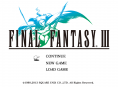 Final Fantasy III coming soon to Steam