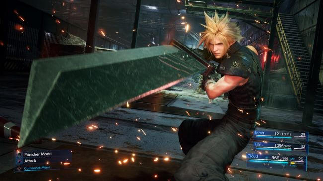 Brand new assets land for Final Fantasy VII: Remake
