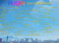 Fuser's entire track listing has been revealed