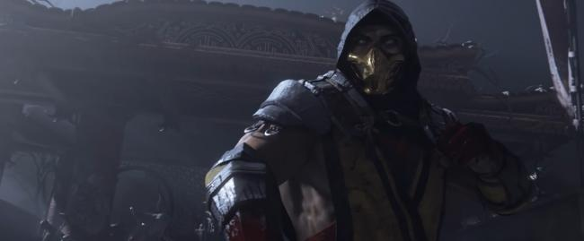 Pictures of Mortal Kombat 11 developed specifically with