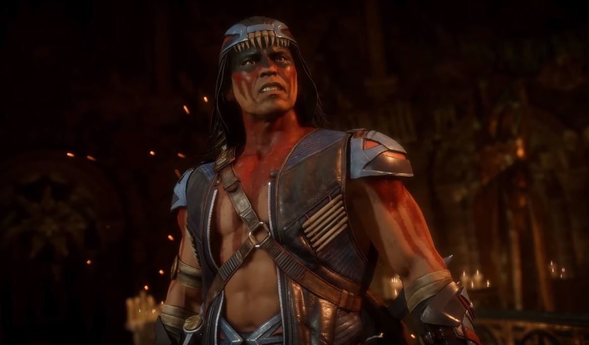 Mortal Kombat 11 trailer shows off Nightwolf