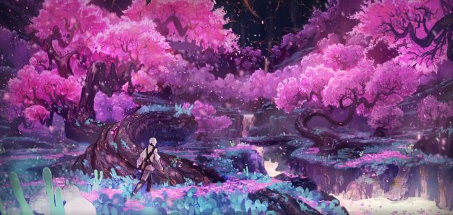 Oninaki's main characters introduced in new trailer