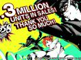 Persona 5 Strikers has sold more than 1.3 million copies worldwide