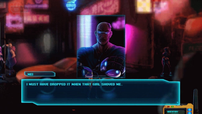 Sense: A Cyberpunk Ghost Story could be the last game released on the PS Vita
