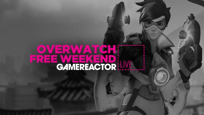 Today on GR Live: Come and play some Overwatch with us