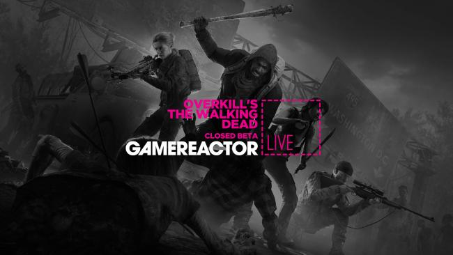 Today on GR Live: Overkill's The Walking Dead