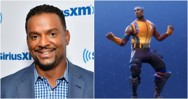 Alfonso Ribeiro suing Epic Games over the Carlton dance