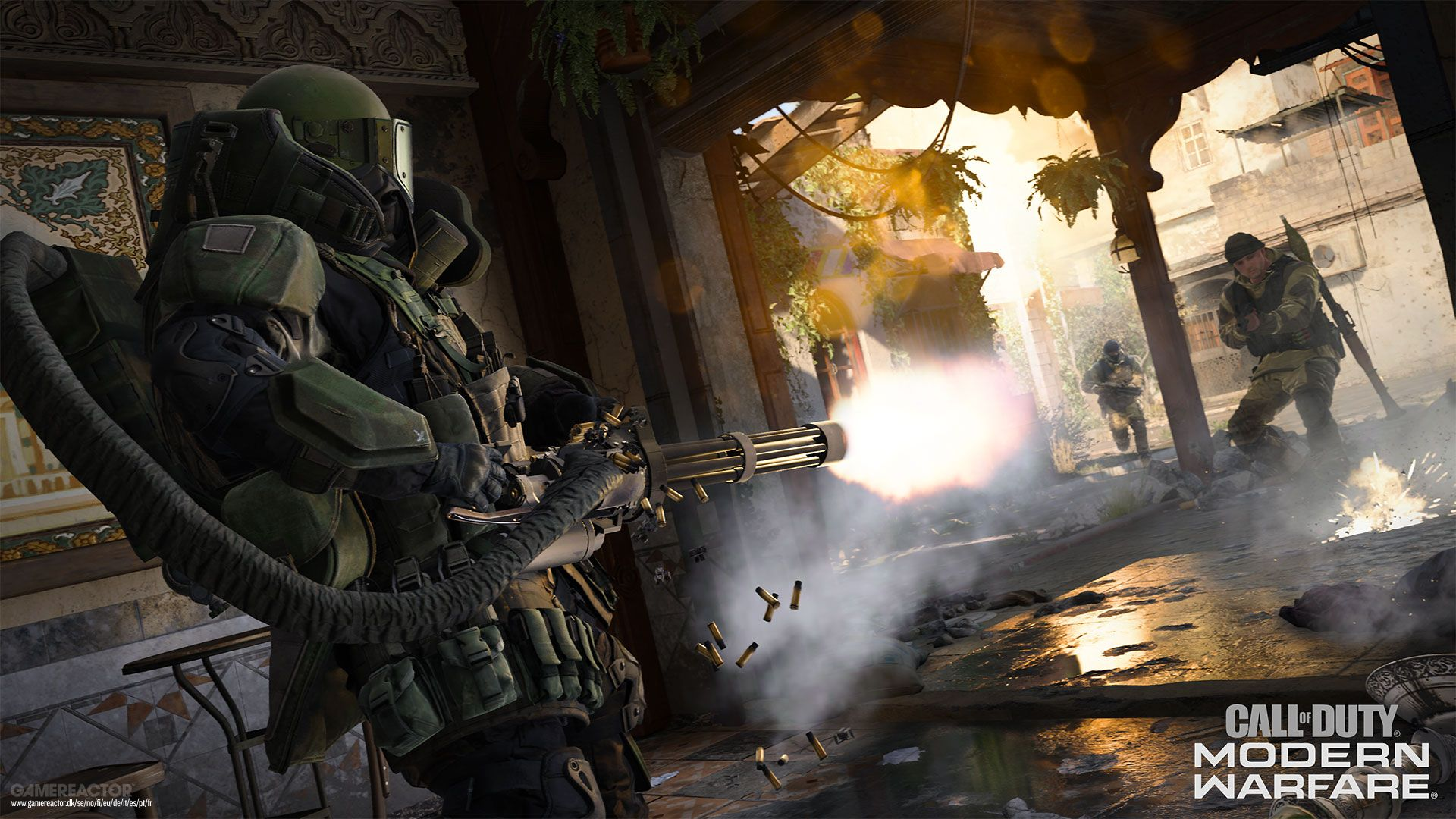 Pictures Of Call Of Duty Modern Warfare Shows 24 Minutes Of