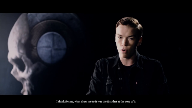Will Poulter reveals more about his role in Little Hope