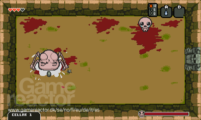 The binding of isaac android скачать