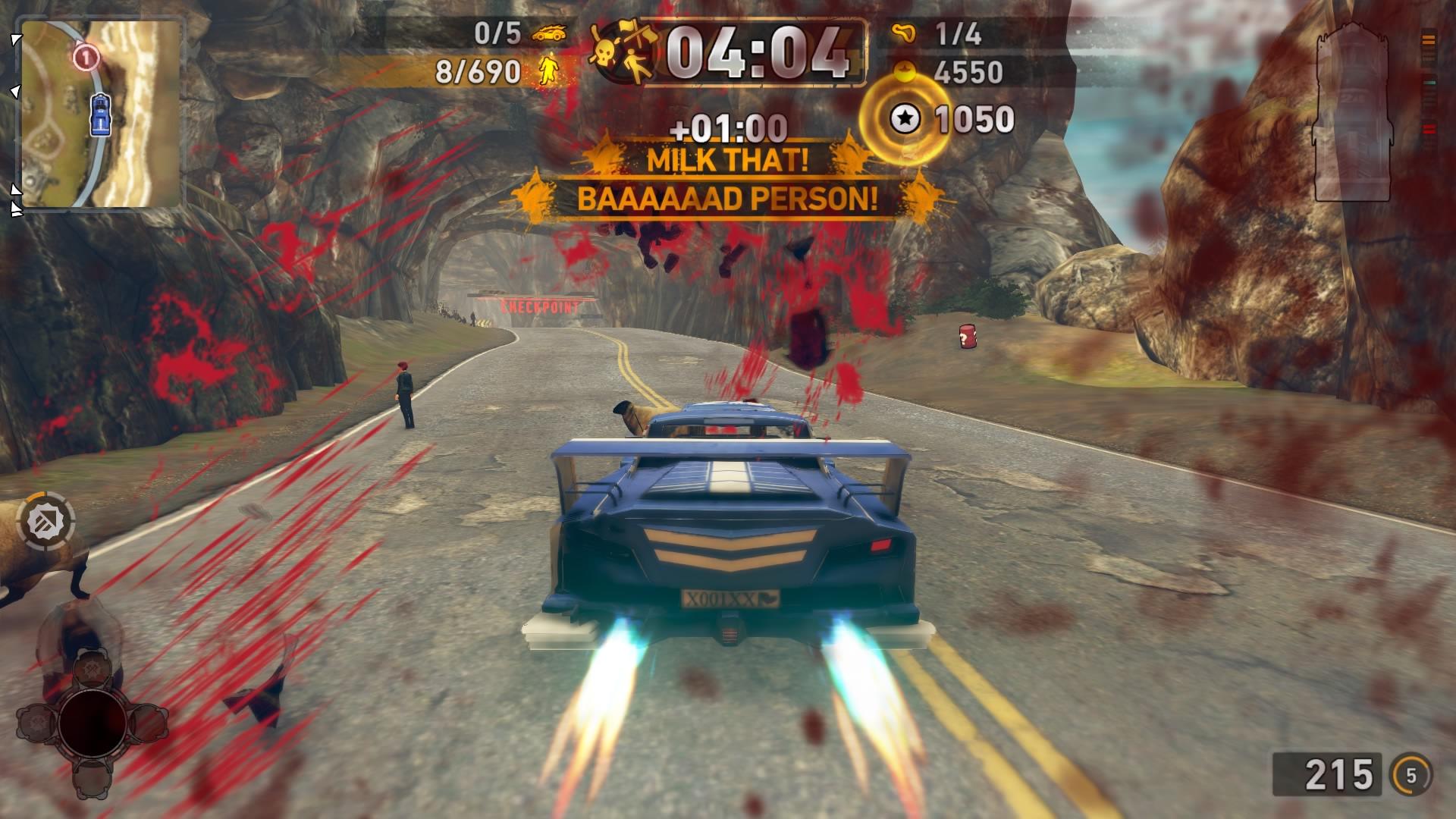 Carmageddon: Max Damage Review - Gamereactor