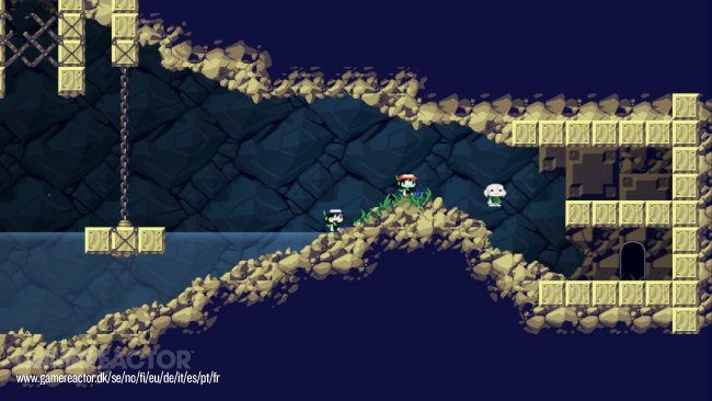 Cave Story+ is free next week on Epic Games Store