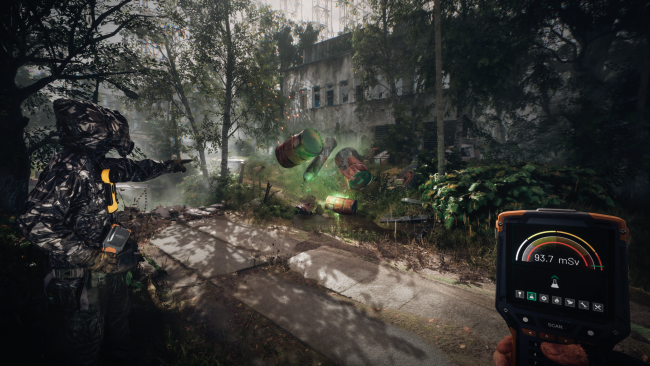 Chernobylite's 1.0 release has been pushed back to Q2 2021