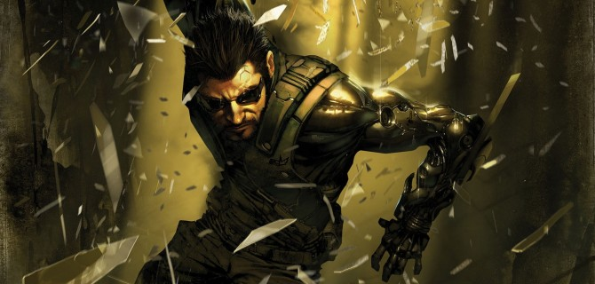 "Deus Ex: ""it's not just a question of pushing more polygons"""