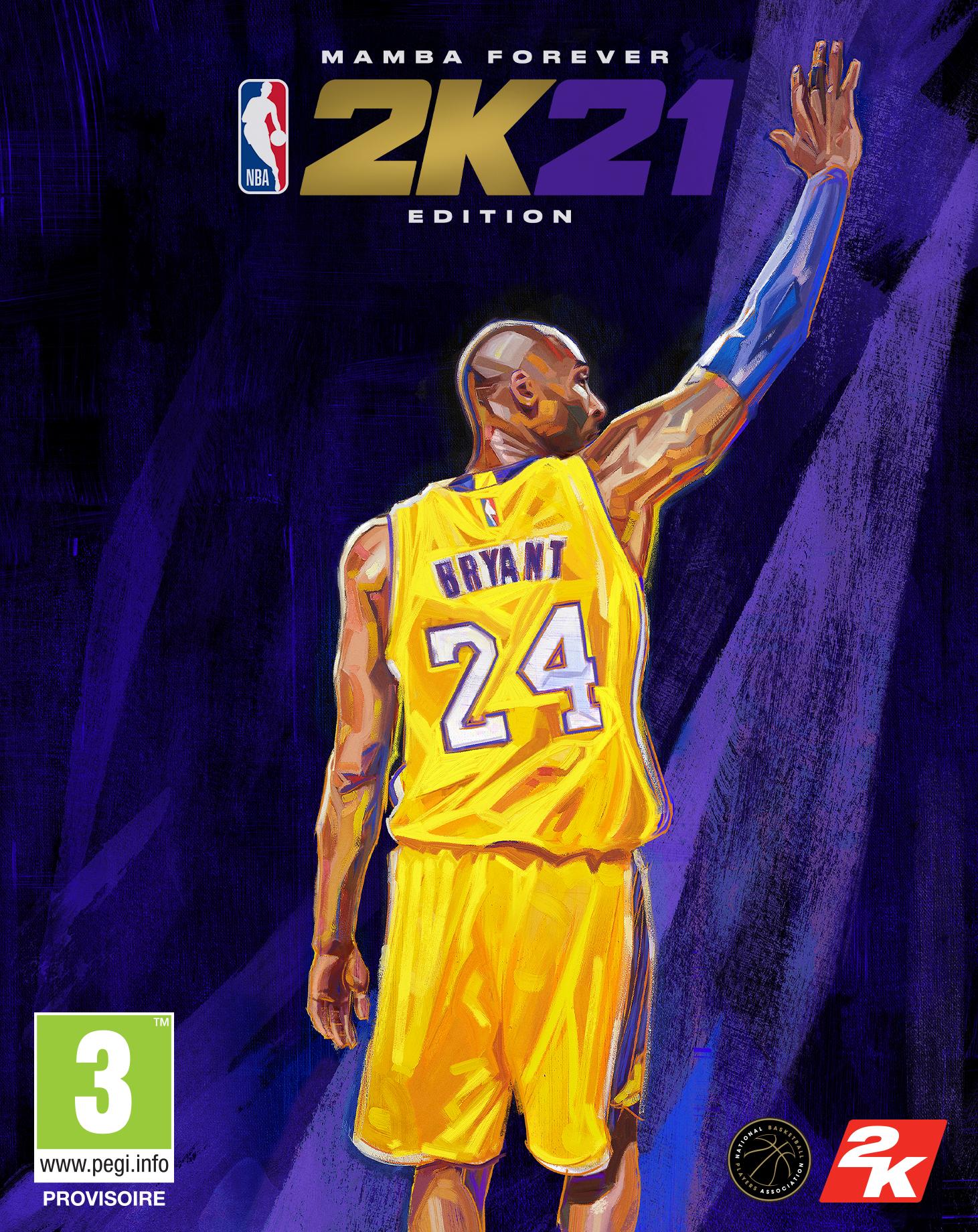 Kobe Bryant To Star On Nba 2k21 S Mamba Forever Edition