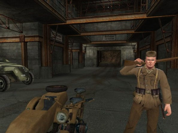 Pictures of Medal of Honor: Allied Assault 3/4