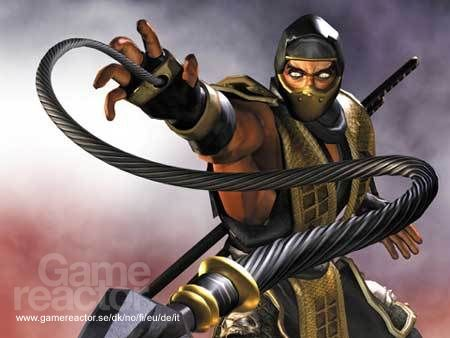 Mortal Kombat's Scorpion getting his own animated film