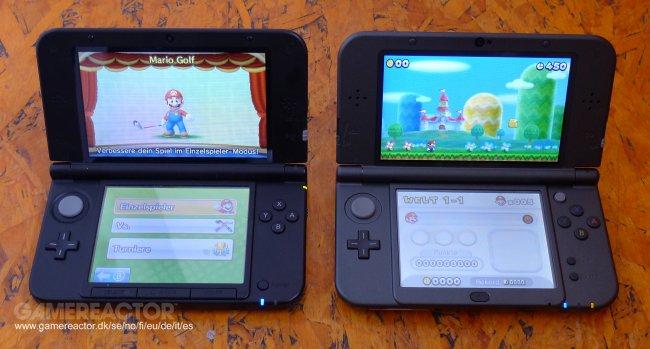 New Nintendo 3ds New Nintendo 3ds Xl Gamereactor