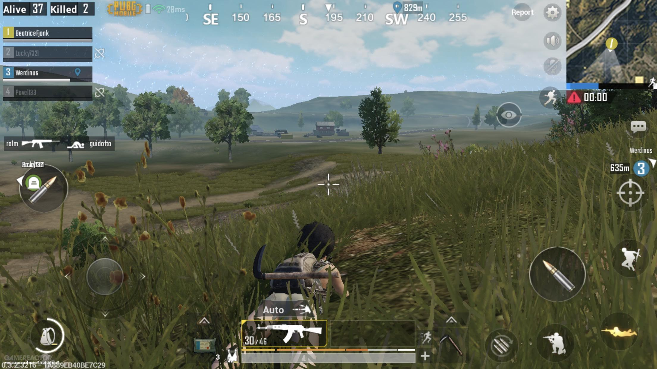 Pictures of PUBG Mobile 3/4