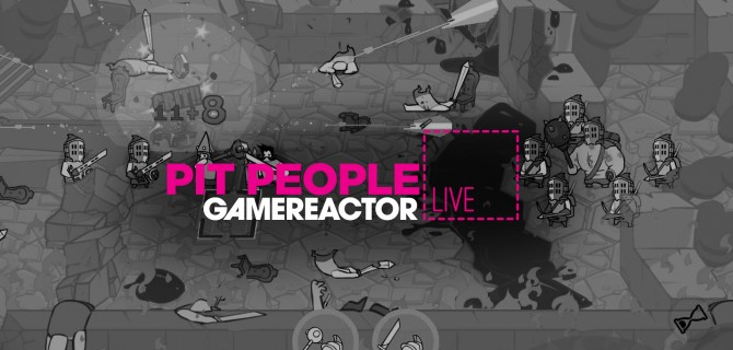 Today on GR Live: Pit People