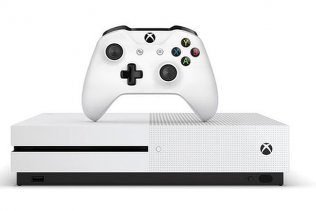 Pre-orders for Xbox One S off to an
