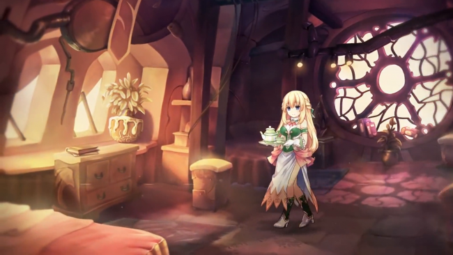 A new Japanese trailer for Super Neptunia RPG