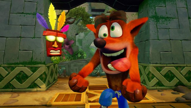 Rumour: Is Crash Bandicoot: Nsane Trilogy heading to Switch?