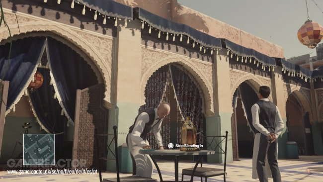 There's a new elusive target in Hitman this weekend