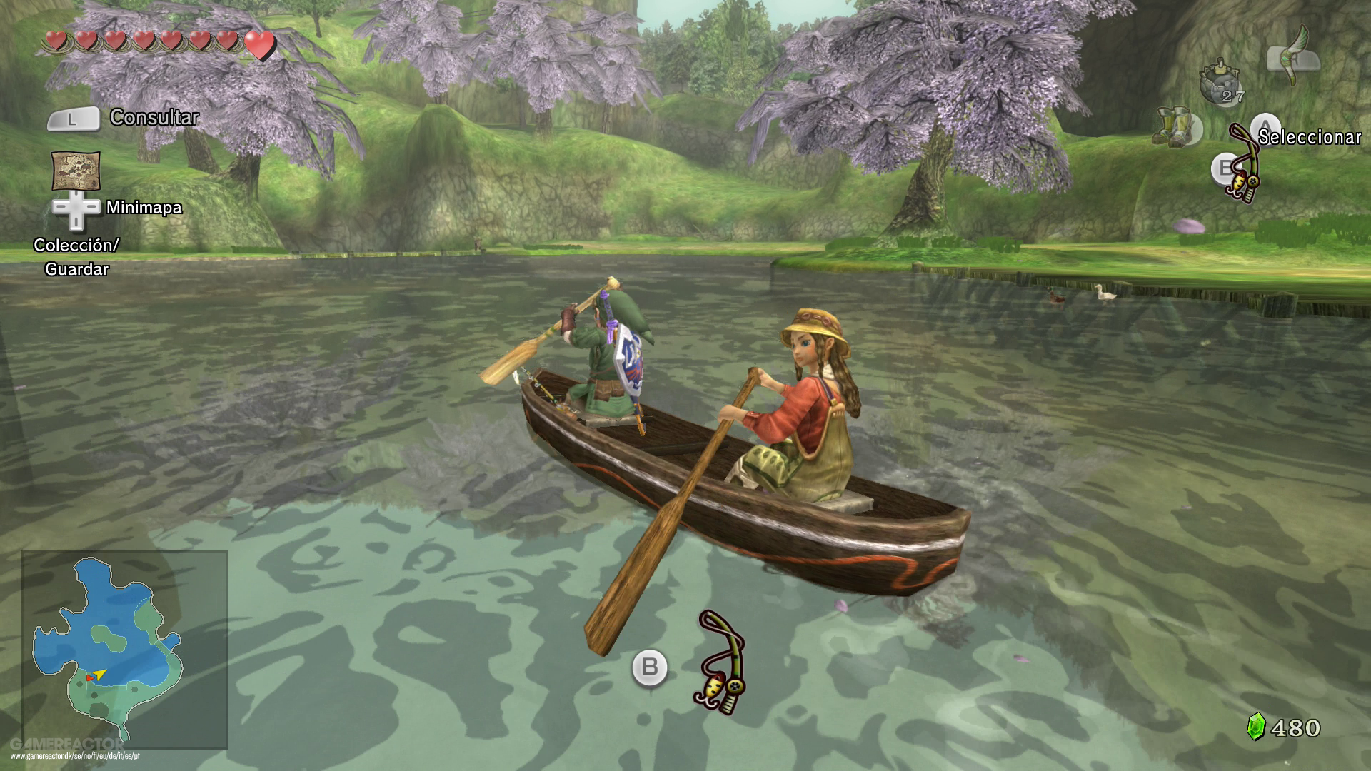 pictures of the legend of zelda twilight princess hd 4 9