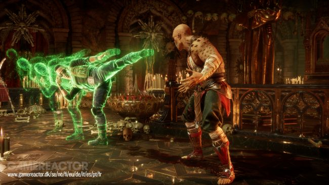 Pictures of Mortal Kombat 11 1/8