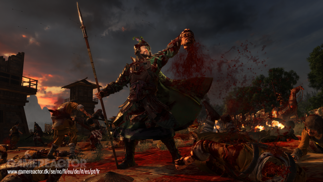 Reign of Blood pack comes to TW: Three Kingdoms next week