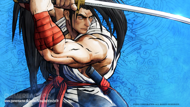 Samurai Shodown hits Nintendo Switch