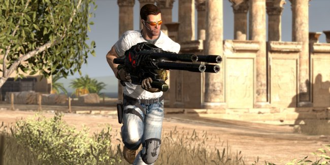 Serious Sam and Stacks on Stacks free with Stadia Pro in April