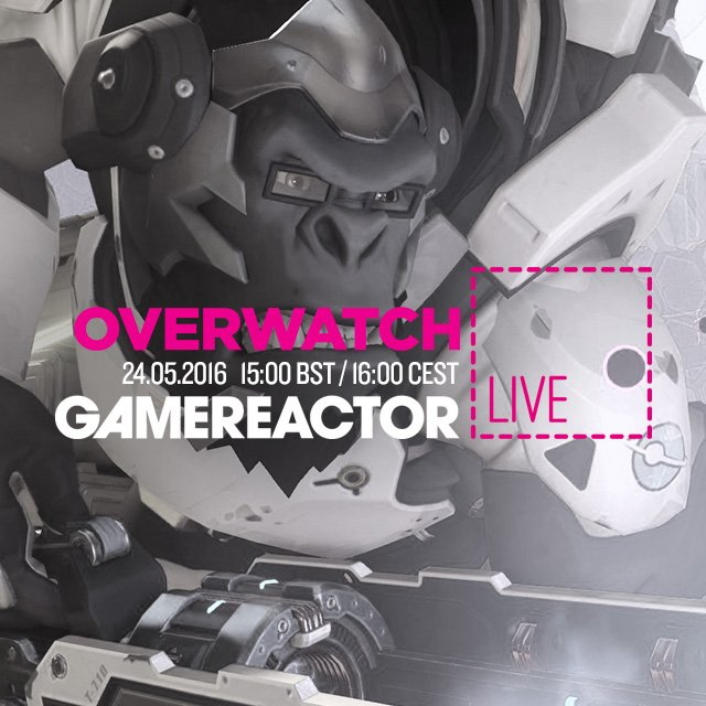 Today on GR Live: Overwatch