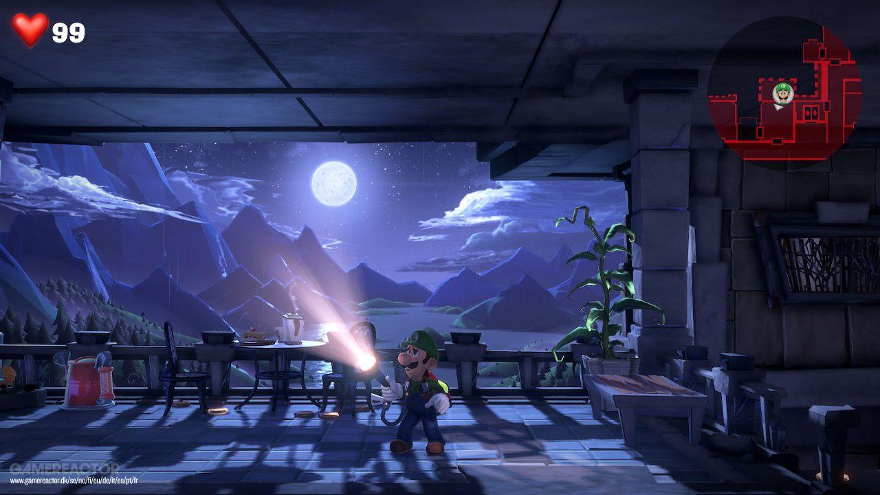 Luigi S Mansion 3 Review Gamereactor