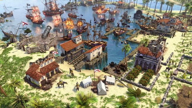 Age of Empires III: Definitive Edition - Hands-On Impressions