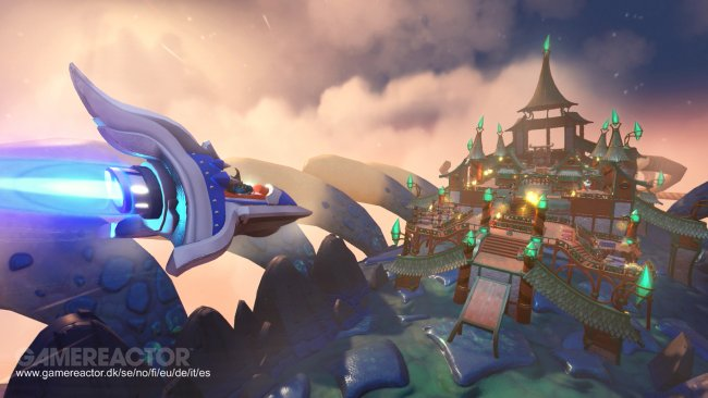 "Skylanders Superchargers is ""an epic vehicle adventure"""