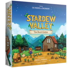A board game adaptation of Stardew Valley is now available