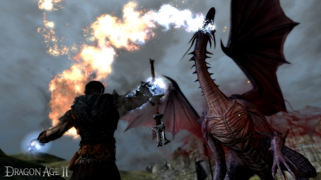 Play Dragon Age II now