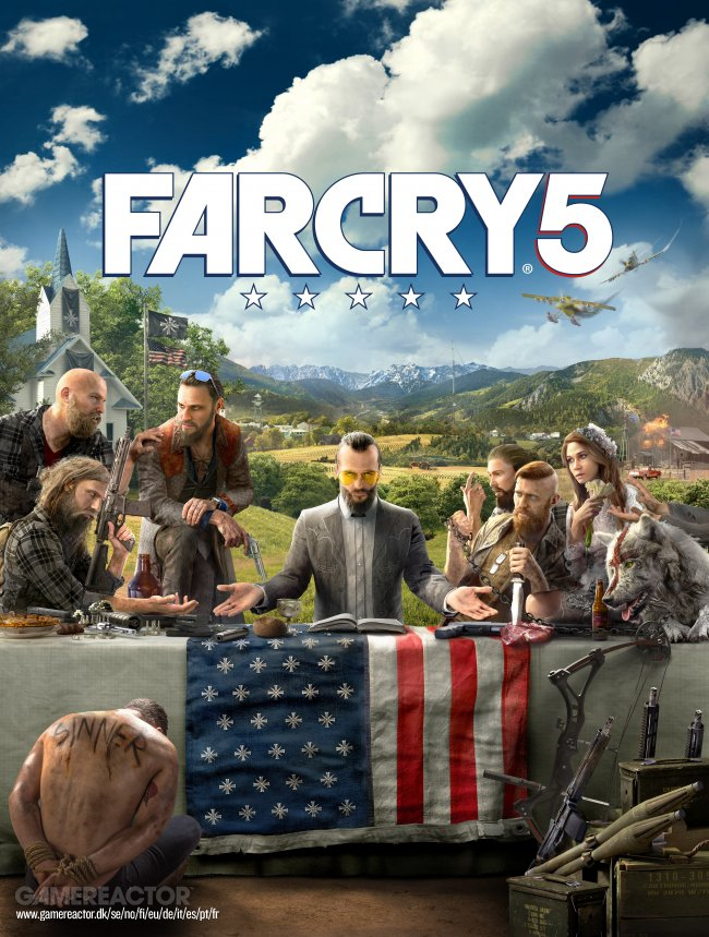 Check out Far Cry 5's