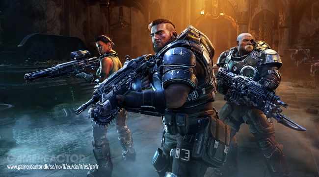 Here's our video preview of Gears Tactics