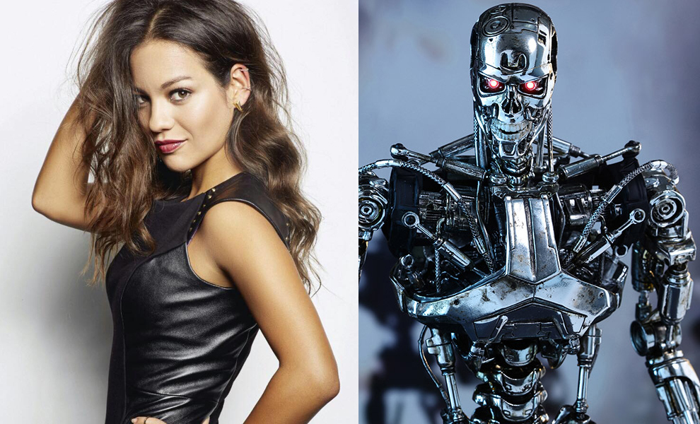 Natalia Reyes Cast As The Star For The New Terminator Movie Gamereactor