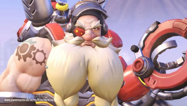 Overwatch: Torbjörn to be nerfed on consoles