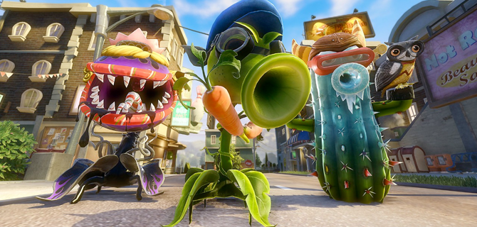Download Plants Vs Zombies Garden Warfare 2 For Free Now